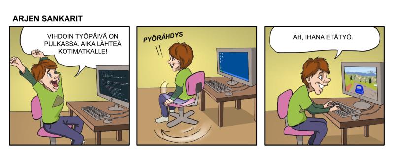 Etätyö Avoimet Työpaikat