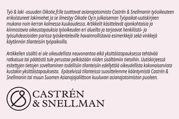 Castrén & Snelman