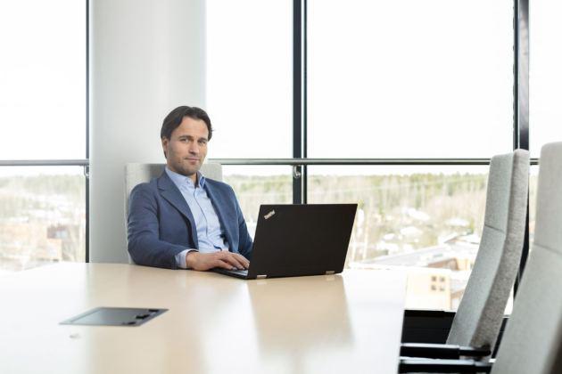 Pasi Lintunen, Fingrid Datahub Oy:n kehityspäällikkö