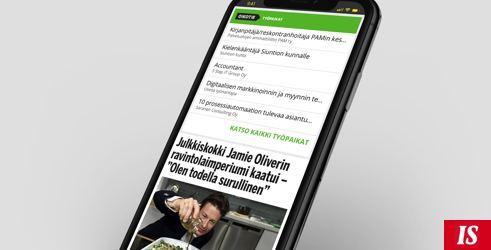 IS Nostolla Oikotie-ilmoituksesi näkyy Iltasanomat.fi:n etusivulla, uutiset-osiossa sekä IS mobiilissa ja tavoittaa asiantuntijat sekä työntekijät valtakunnallisesti.