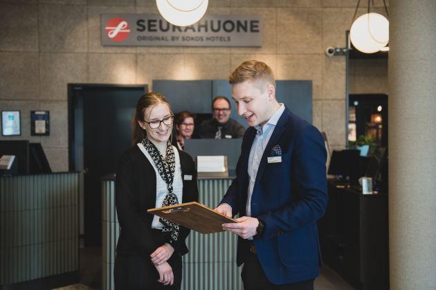 S-ryhmä on vahvasti läsnä suomalaisten arjessa, sillä se käsittää yli 1800 toimipistettä ympäri maan.