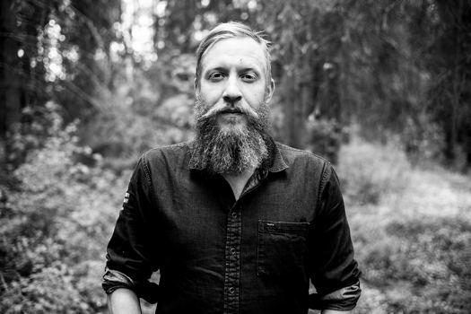 Kuvassa Mikko Koskinen.