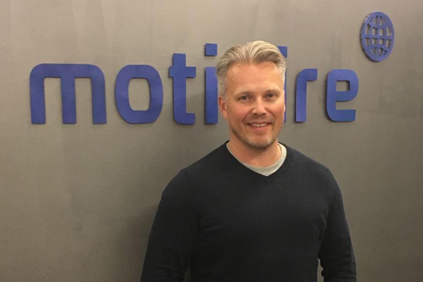 Toimitusjohtaja / valmentaja Tuukka Nieminen