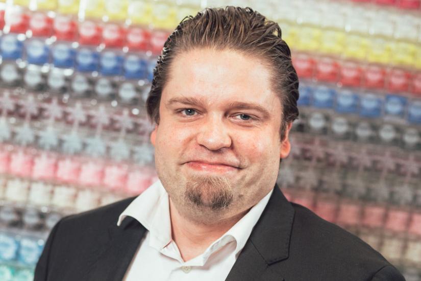 Toimitusjohtaja Ville Rönkkö