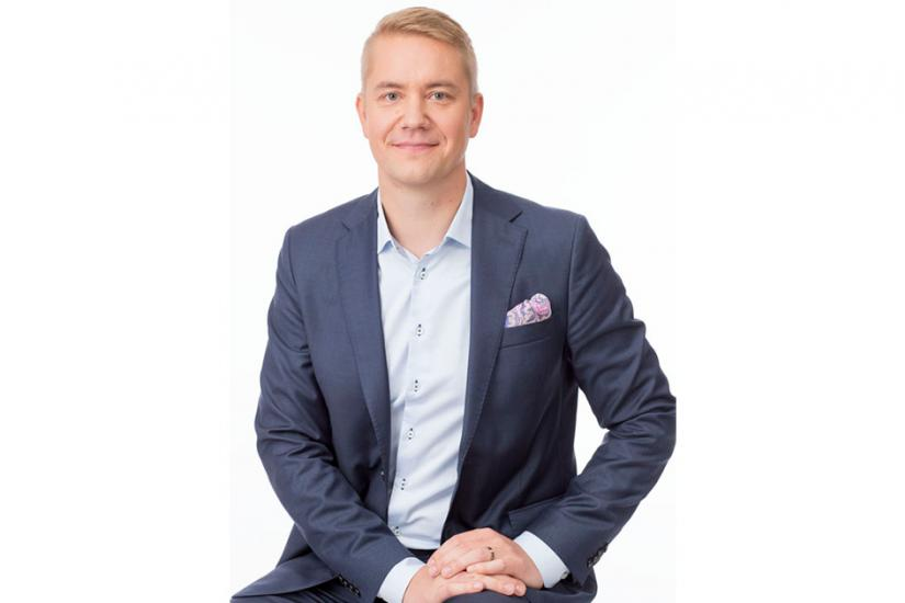 General Manager Mika Makkonen