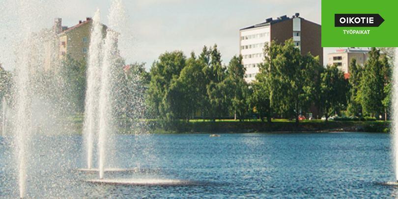 Oulu Työpaikat